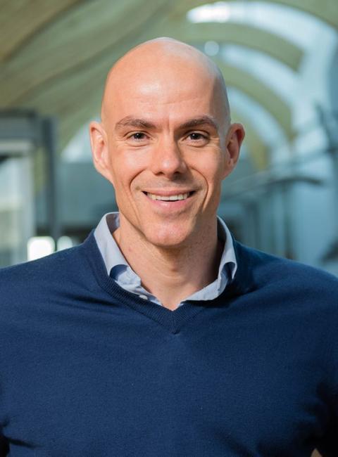 Carl Hansen, cofundador y CEO de AbCellera.