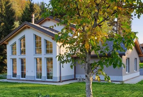 Casa prefabricada de Norges Hus (Norges Hus)