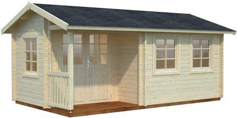 Caseta de madera Susanna (Amazon)