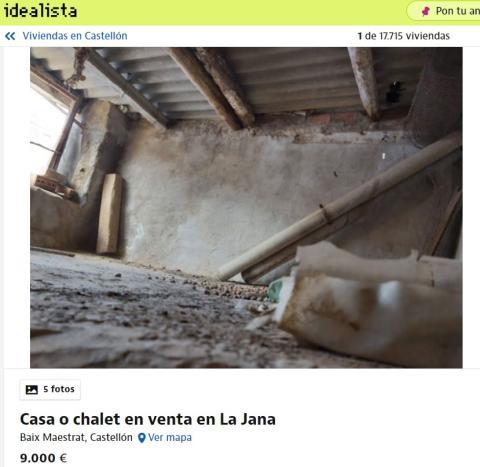 Castellón 9000 euros
