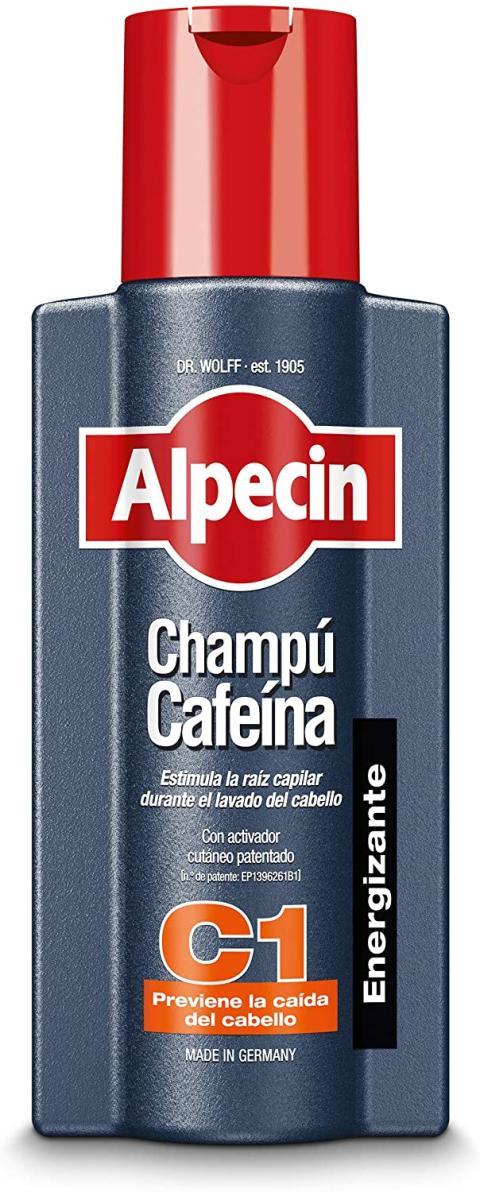Champú Alpecin Cafeina