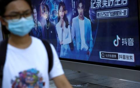 En China, TikTok es Douyin (Reuters)