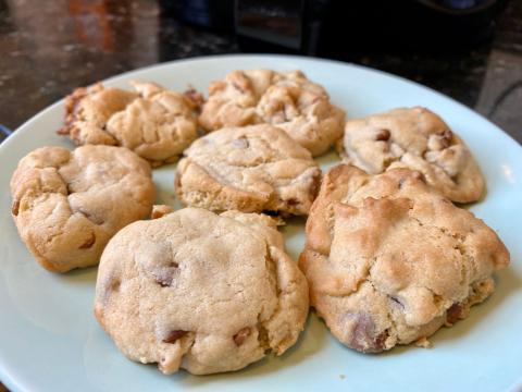 Sirve para hacer galletas, por ejemplo.