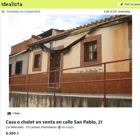 Ciudad Real 6300 euros