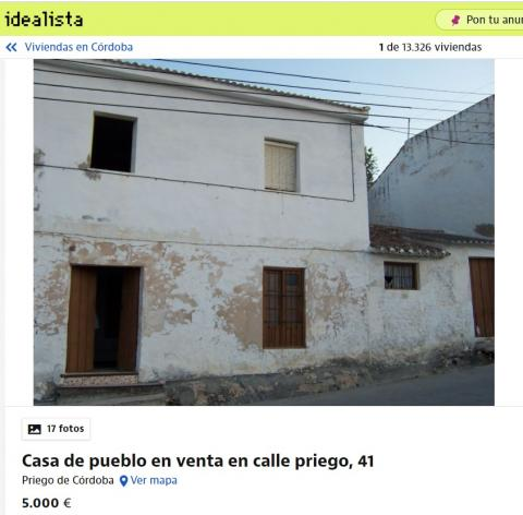 Córdoba 5000 euros