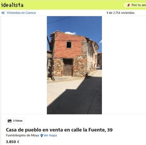 Cuenca 3850 euros