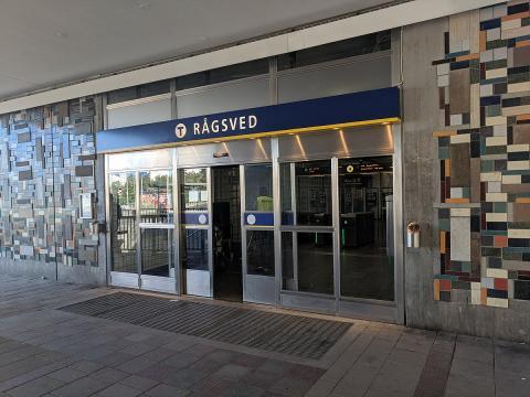 Daniel Ek se crio en Ragsved, Estocolmo (AleWi – Wikimedia)