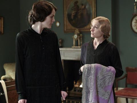 """""""Downton Abbey"""" está ambientada en la Gran Bretaña de principios del siglo XX."""