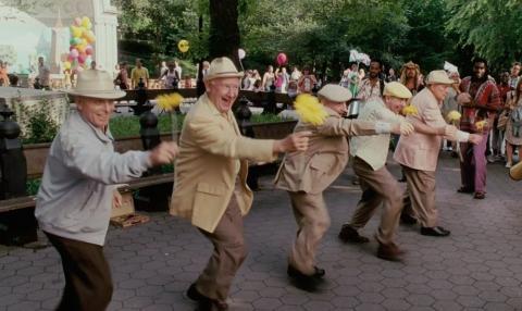 Encantada Mary Poppins