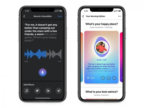facebook soundbites audio tool