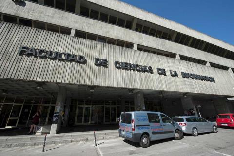 Facultad de Ciencias de la Información de la Universidad Complutense de Madrid.