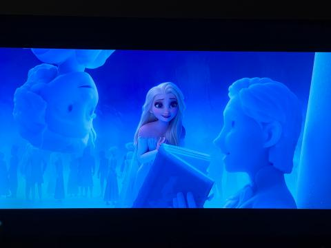 Frozen 2 referencias