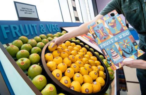 Frutas de diseño