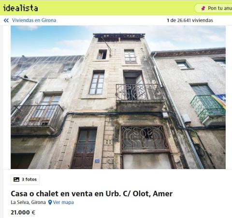 Girona 21000 euros