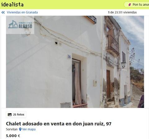 Granada 5000 euros