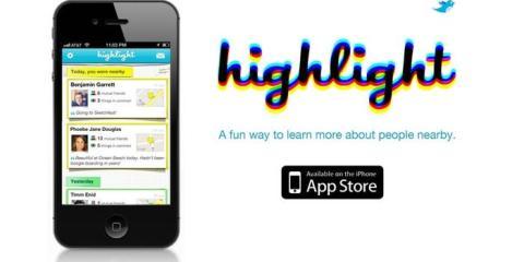 """Paul Davinson creó Highlight en 2013, una aplicación que estaba """"en la fina línea entre lo brillante y lo espeluznante"""", según un artículo de Alyson Shontell en Business Insider."""