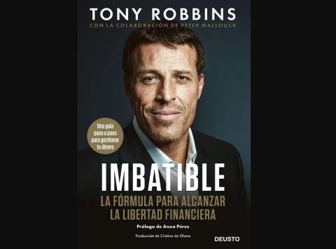 Imbatible libro Tony Robbins