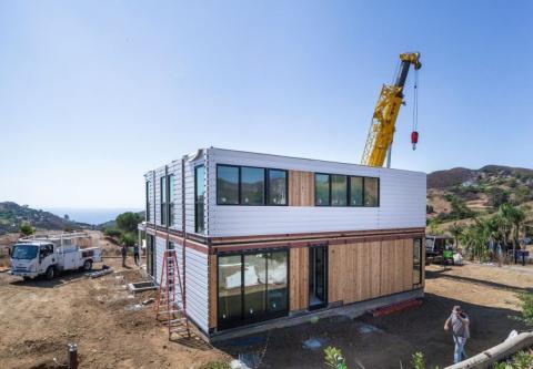 Instalación del modelo Malibu Connect 8 (Connect Homes)