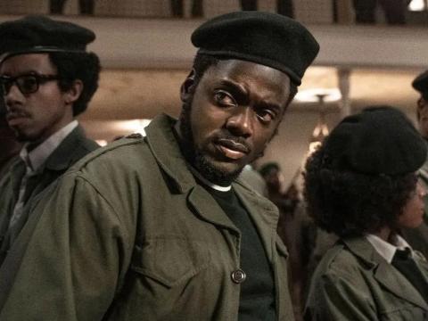 Daniel Kaluuya en 'Judas and the Black Messiah'