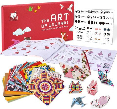Kit de origami JoyCat