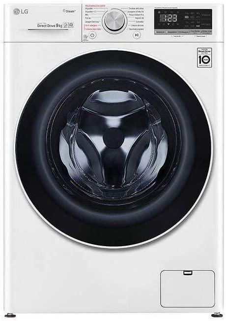 Lavadora inteligente LG