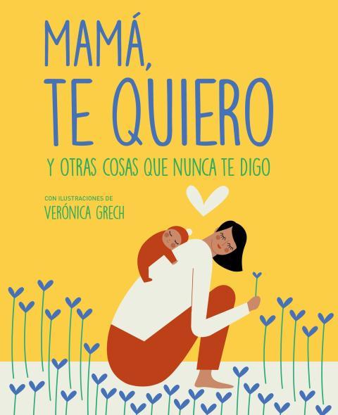 libro Mamá te quiero