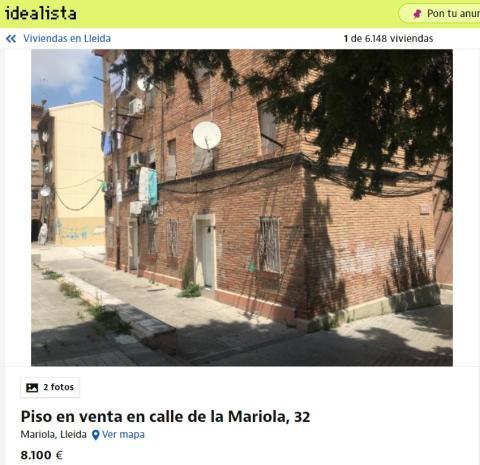 Lleida 8100 euros