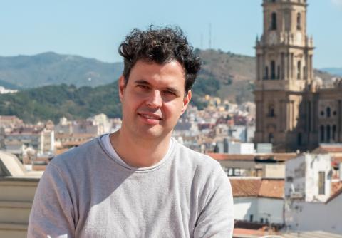 Luis Hernández, cofundador de Uptodown.