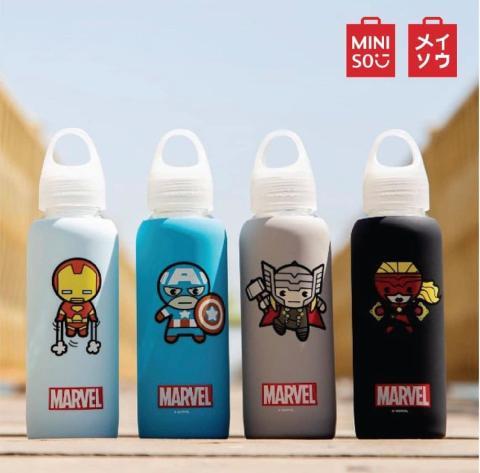 Los mejores productos de Marvel que puedes encontrar en Miniso España