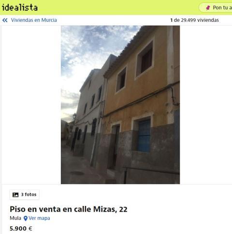 Murcia 5900 euros