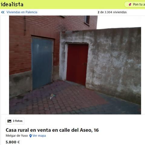 Palencia 5800 euros