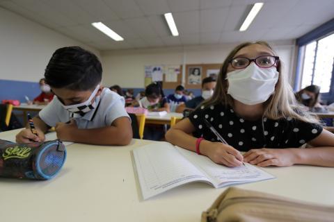 La pandemia por COVID-19 afecta al desarrollo social y del lenguaje de los niños y puede influir en su futuro como adulto
