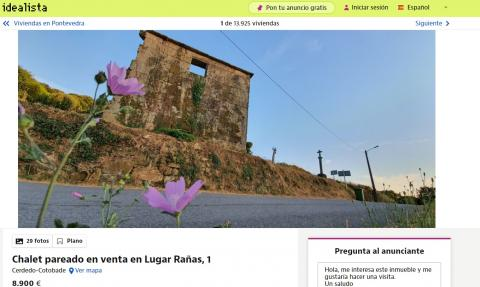 Pontevedra 8900 euros