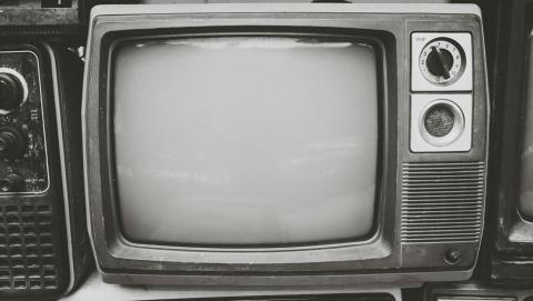 El primer televisor fabricado por Samsung (Samsung)