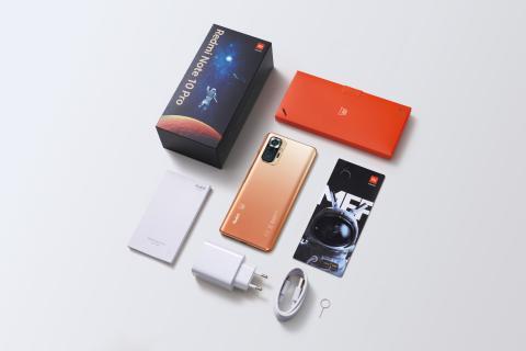 Edición especial Xiaomi Redmi Note 10 Pro Mi Fan Festival