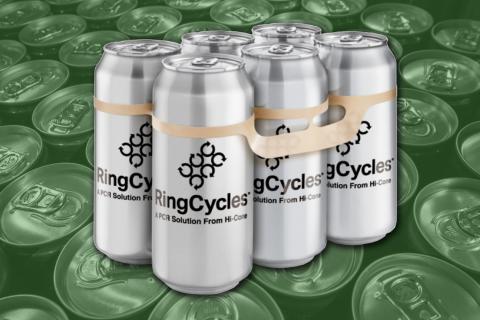 Imagen de los RingCycles de Hi-Cone.