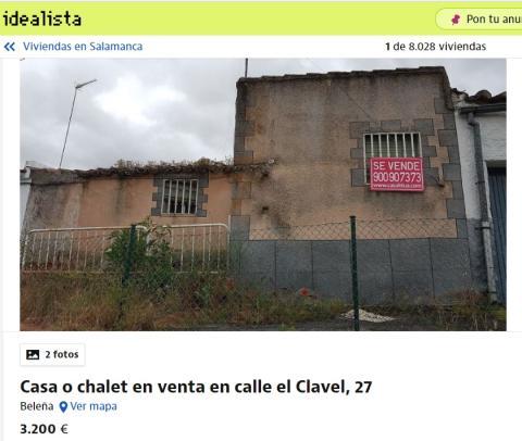 Salamanca 3200 euros