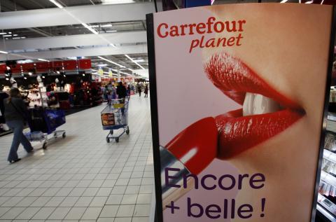 Carrefour presenta Eagle: su plataforma de Big Data para saber qué te gusta y qué puedes comprar.