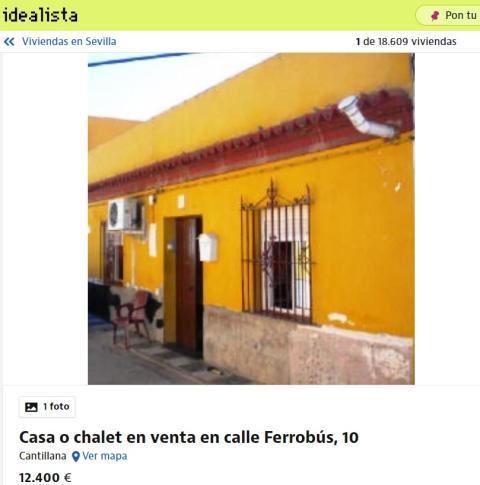 Sevilla 12400 euros