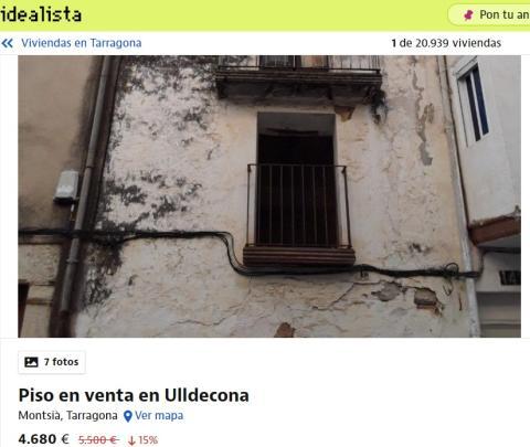 Tarragona 4680 euros