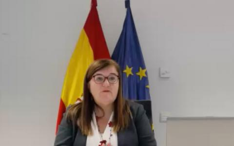 Teresa Riesgo, secretaria general de Innovación del Ministerio de Ciencia e Innovación.