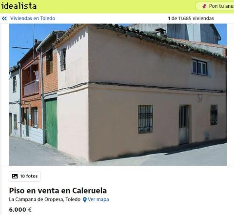 Toledo 6000 euros