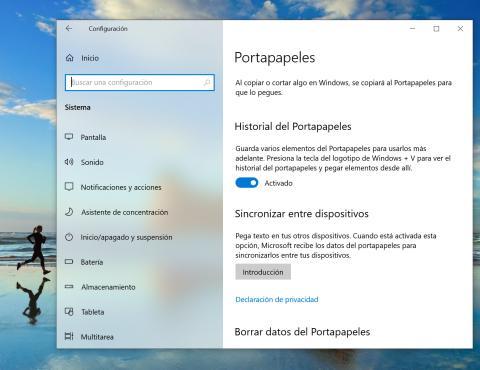 Tutorial Windows portapapeles