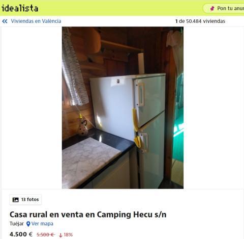 Valencia 4500 euros