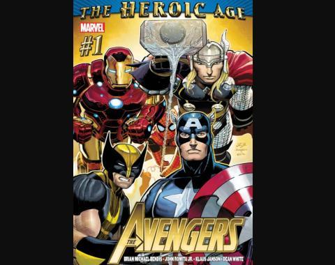 Vengadores 1 again
