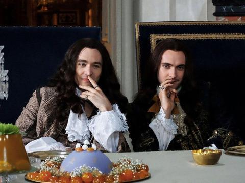 'Versalles' habla sobre la vida del rey Luis XIV.