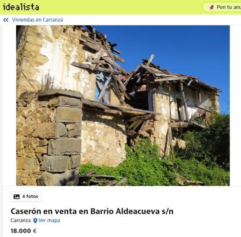 Vizcaya 18000 euros