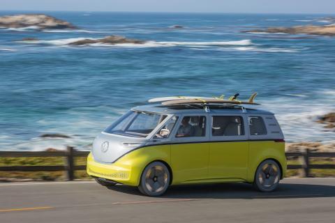 Volkswagen ID. Buzz.