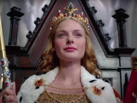 Rebecca Ferguson en 'The White Queen'.