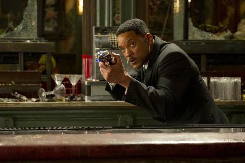 Will Smith Men in Black 3